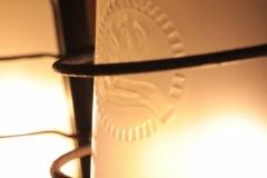 Originalglas der Marke 'Feuerhand'